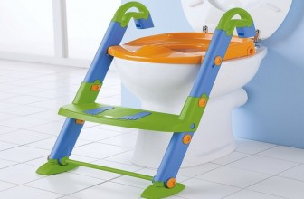 Help Your Child Love Potty Training with The Potty Ladder