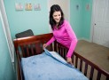 The QuickZip Sheets Are the Faster and Easier Way to Change Your Fitted Sheets
