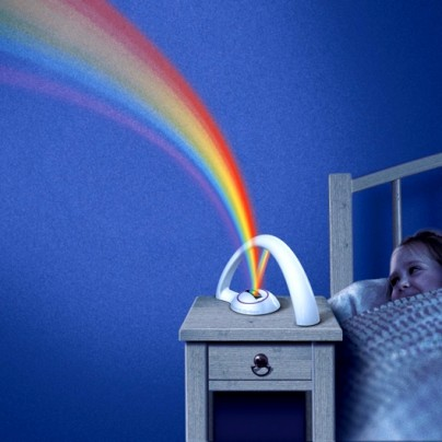 Rainbow Light Projector