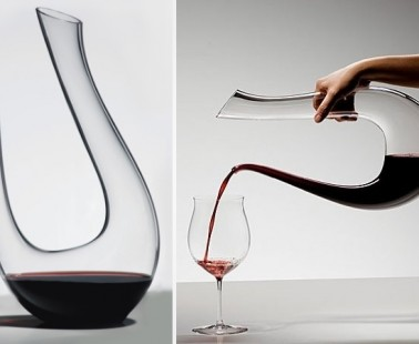 The Amadeo: An Impressive Wine Decanter By Riedel