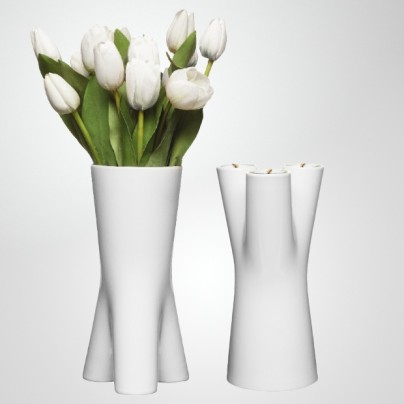 2-in-1 Flower Vase and Candle Holder