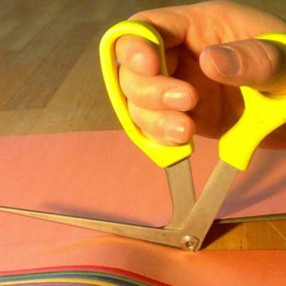 Scissors Designed to Fit Your Grip