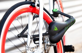 The Seatylock Combines A Bicycle Seat And A Bicycle Lock In One Sturdy, Secure Tool