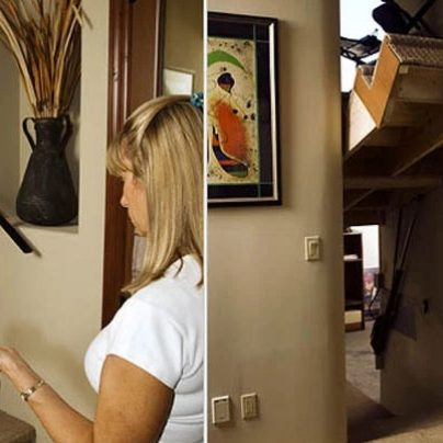 Have Secret Rooms In Your House With Hidden Secret Passages!