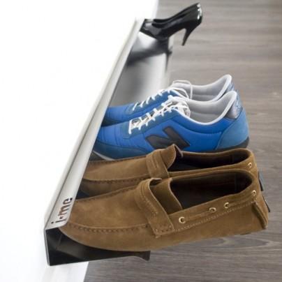 Floating Horizontal Shoe Rack