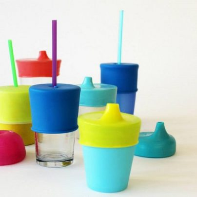 Mess-Free No-Drip Sippy Cups In A Snap With The SipSnap