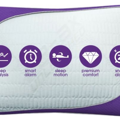 The Intelligent Pillow That Fixes Your Sleep