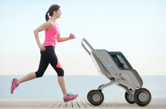 A 'Smartstroller' To Match Your Smartphone