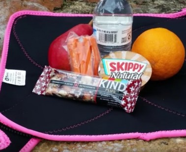 This Lunch Bag Turns into a Placemat!