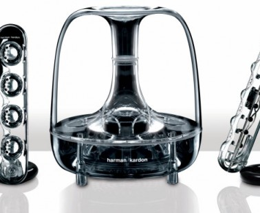 Soundsticks III – Sleek & Sexy Sound System by Harman Kardon
