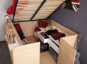 Take Storage to the Next Level with the Space Up Bed and Storage Unit