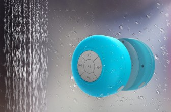 Take the Drag Out of Your Morning Shower with This Bluetooth Speaker