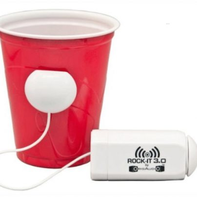 A Tiny Device That Turns Anything Into A Speaker
