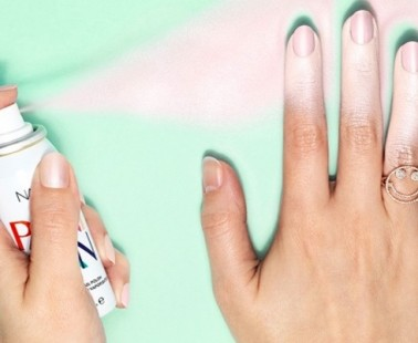 Apply Your Nail Polish with This Handy Spray-On Can