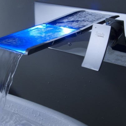 Sprinkle – Color Changing LED Waterfall Faucet