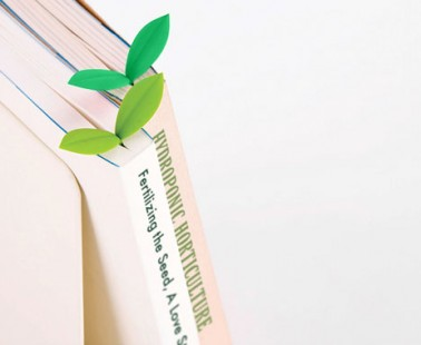 A Cute & Clever Little Bookmark