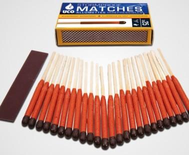 Stormproof Matches