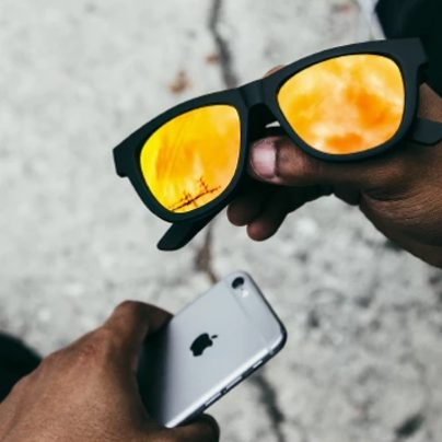 Sunglasses That Let You Feel Music In Your Bones – Literally