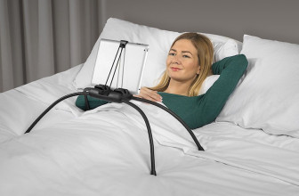 The Tablift Tablet Stand Lets You Use Your Tablet on Any Uneven Surface