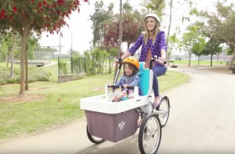 Taga 2.0 Is the Ultimate and Affordable Family/Cargo Bike of the Future