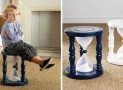 The Time Out Timer Stool