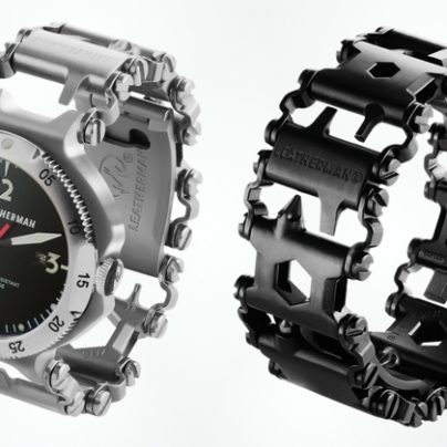 Leatherman's New 25-in-1 Tool, And It Fits On Your Wrist
