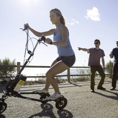 Freedom: The Versatile Electric Trike For Adults