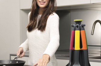 This Multicolored Utensil Set Will Brighten Up Any Kitchen Counter!