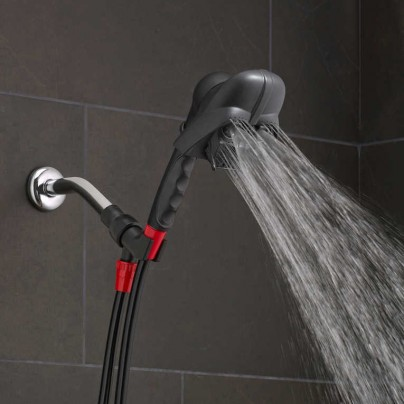 Bathe In The Tears Of Darth Vader With This Showerhead