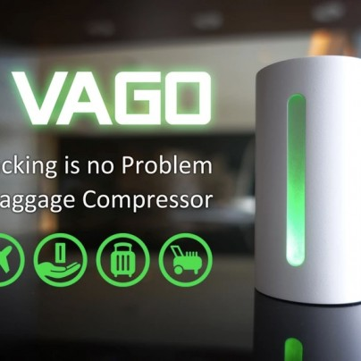 Save 50% More Space In Your Luggage With VAGO