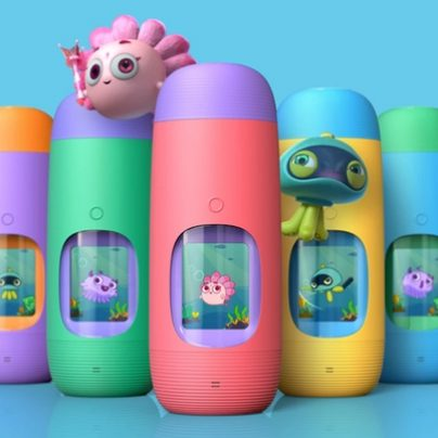 Monitor Your Child's Drinking Habits with This Smart Sippy Cup