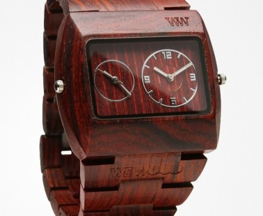 WeWOOD Eco-Chic Wooden Watch