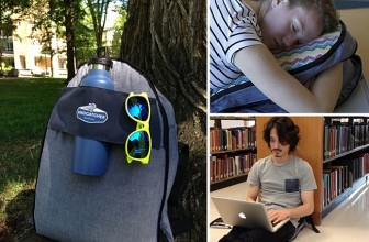 The Self-Inflating Backpack That Doubles As Pillow Or Pad