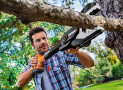 The WORX JawSaw Is the Safest Chainsaw on the Market