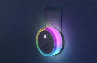 The Zing Is a Smart, Full-Color Led Night Light Powered by Artificial Intelligence